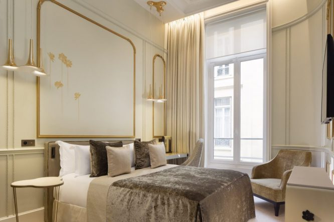Le Narcisse Blanc- Paris hotels