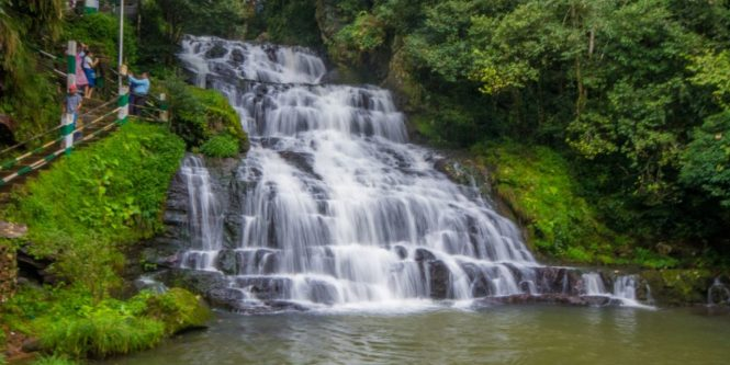 Shillong- Places to visit in North East
