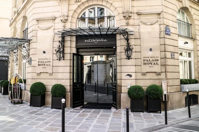 Du Palais Royal- Paris hotels