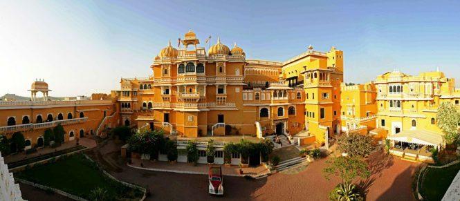 Deogarh Mahal- resorts in Rajasthan