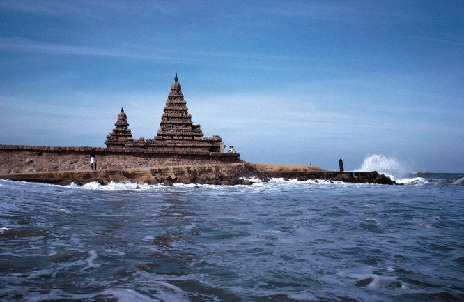 Mahabalipuram- Beach Destinations in India for Honeymoon