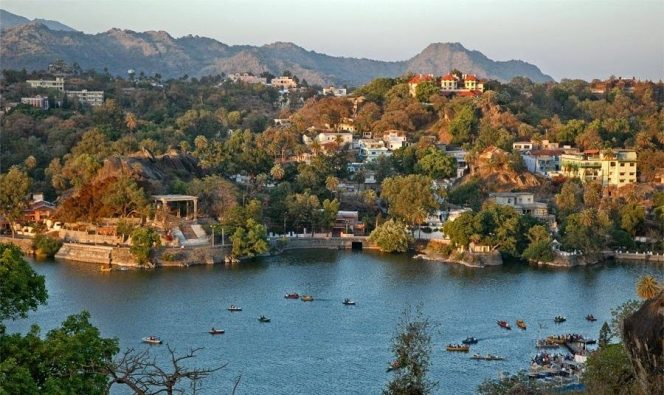 Mount Abu- Best Hill Stations in India for Honeymoon