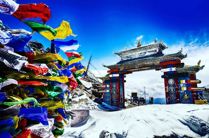 Tawang- Best Hill Stations in India for Honeymoon