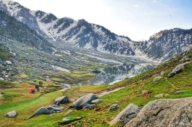 Dharamshala- Best Hill Stations in India for Honeymoon