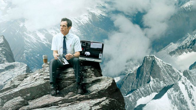 Hollywood Travel Movies- Iceland Attractions- The Secrer life of Walter Mitty