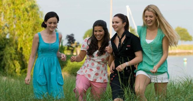 Hollywood Travel Movies- Sisterhood of the Travelling Pants