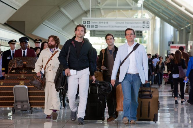 Hollywood Travel Movies-The Hangover series