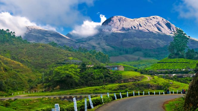 Munnar- Best Hill Stations in India for Honeymoon