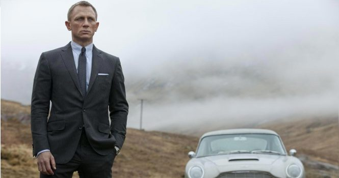 Hollywood Travel Movies- James Bond Series