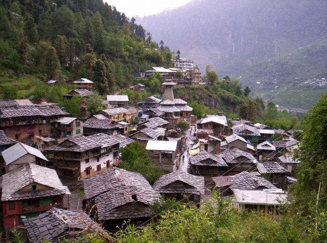 Manali- Best Budget Destinations in India for Honeymoon
