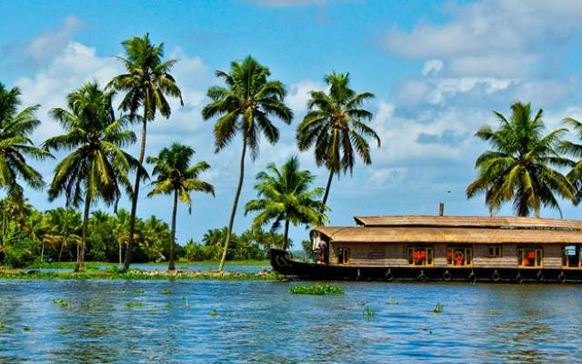 Kerala- Tourist Places in India