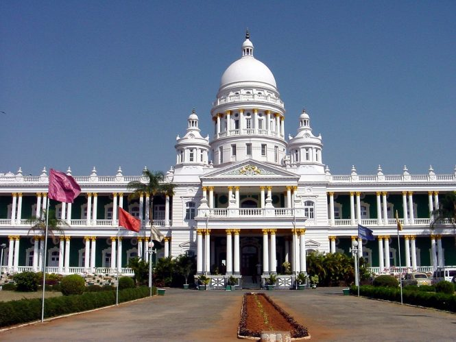 Lalitha Mahal- things to do in Mysore
