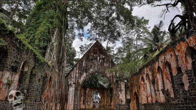 Ross Island-Andaman adventures