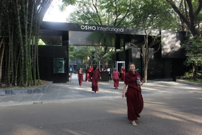 Osho Ashram-places to visit in Pune
