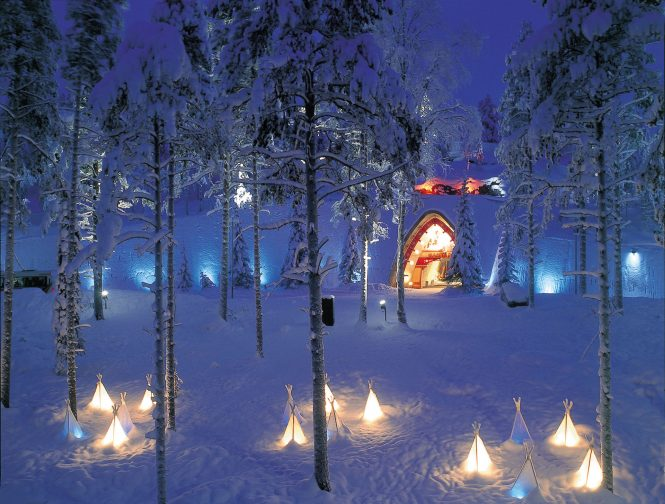 Arctic Crossing - Things to do in Finland