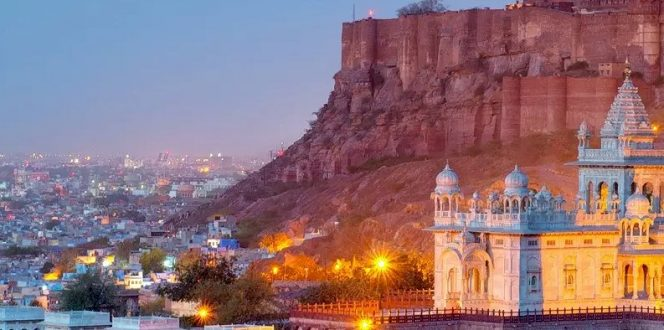 Rajasthan- Tourist Places in India
