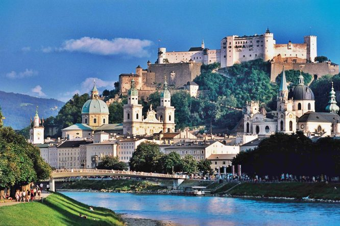 Visit Salzburg- Things to do in Austria
