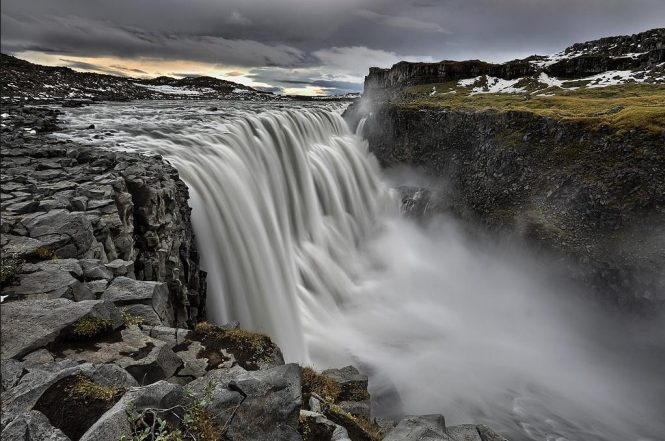 Dettifoss waterfall- things to do in Iceland