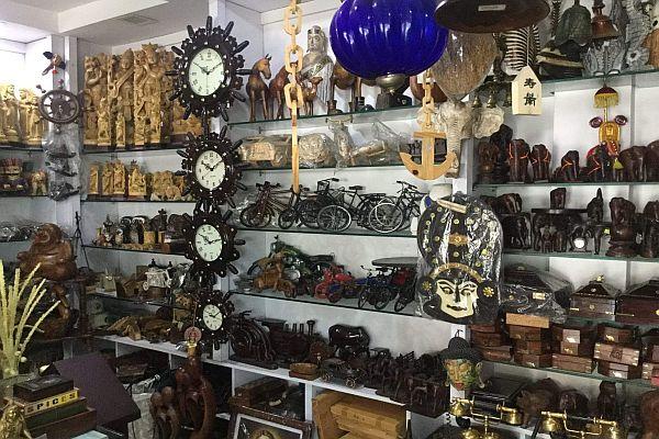 Pulickattil Handicrafts- places to visit in Alleppey