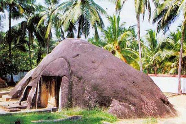 Pandavan Rock-places to visit in Alleppey