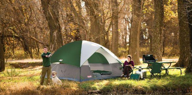 Camping-Living Root Bridges