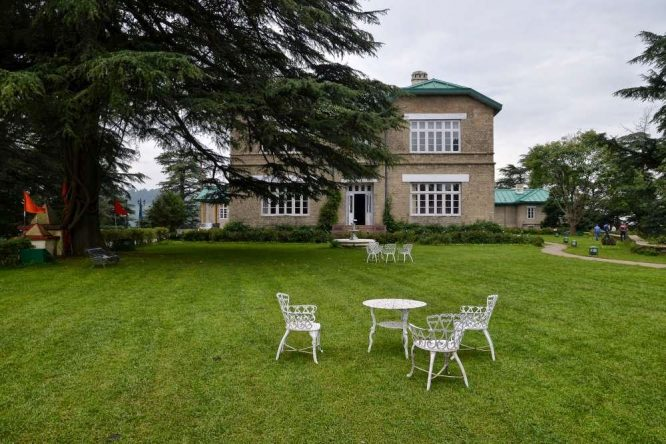 Chail Palace Café-Places to visit in chail