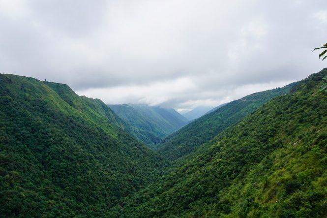 Cherrapunji - Wettest place
