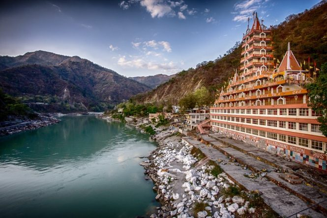 The Enticing Ganges-River rafting in Rishikesh