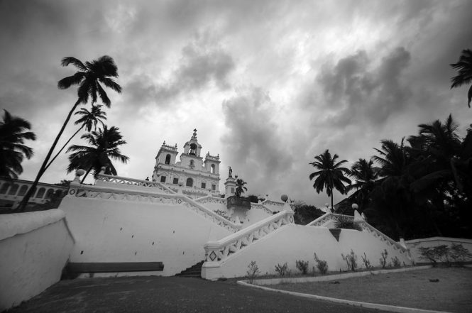 Goa- Places to visit in India during Monsoon