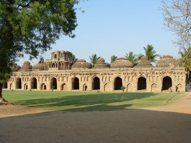 Hampi- Tourist places in India