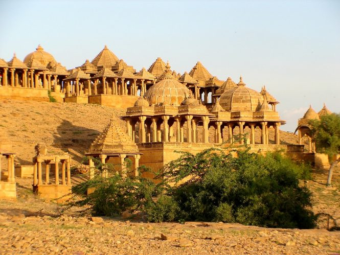Jaisalmer- Tourist places in India