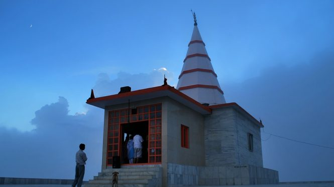 Kali Ka Tibba -Places to visit in chail