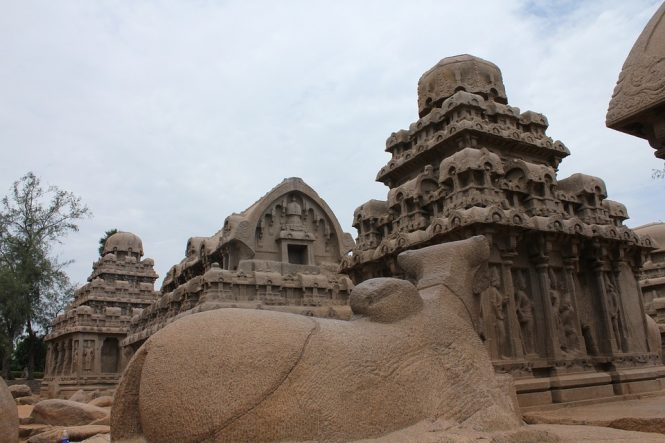 Mahabalipuram- Tourist places in India