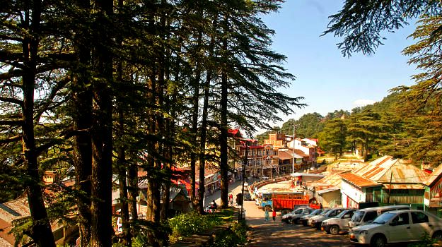 Places to visit in chail