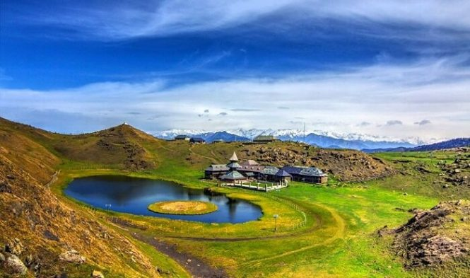 Prashar lake- Tourist places in India