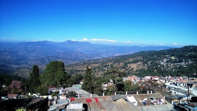 Ranikhet- Places to visit in India during Monsoon