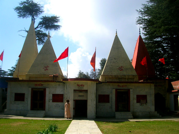 Siddh Baba Ka Mandir -Places to visit in chail