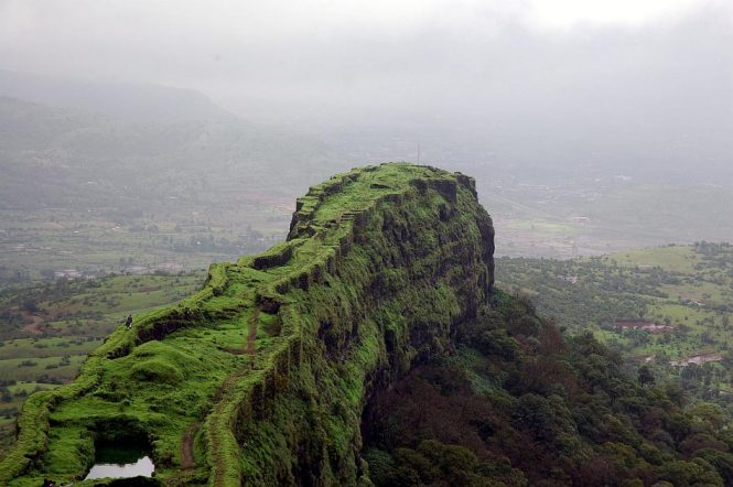 Lohagad- Places to Visit near Mumbai During Monsoon