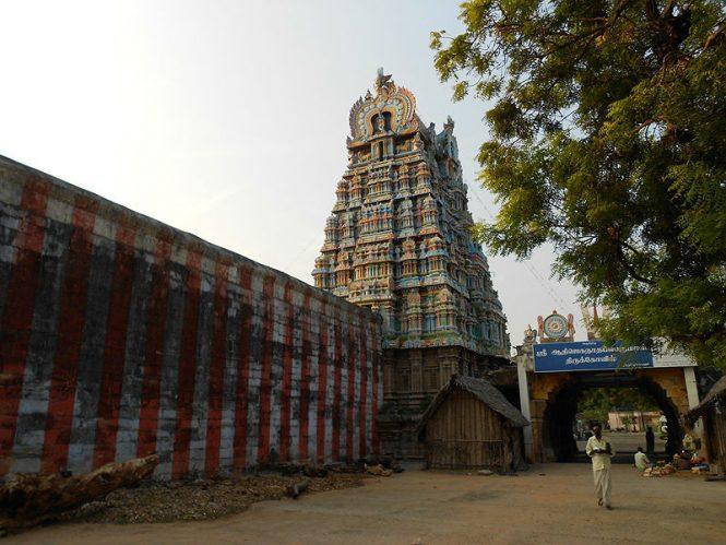 Nambu Nayagiamman Temple-Rameshwaram