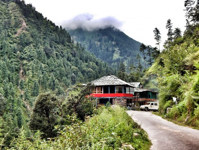Tirthan valley- Tourist places in India
