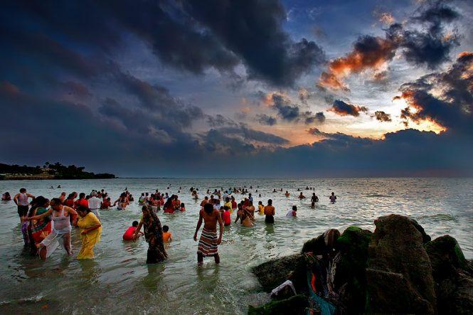 Ariyaman Beach-Rameshwaram