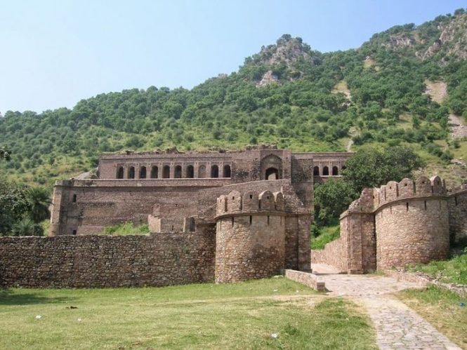 History-Bhangarh Fort