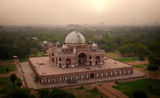 Humayun's Tomb-Tourist Places in Delhi