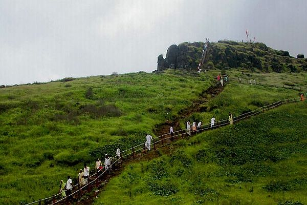 Kalsubai Peak-Places to Visit near Pune in monsoon