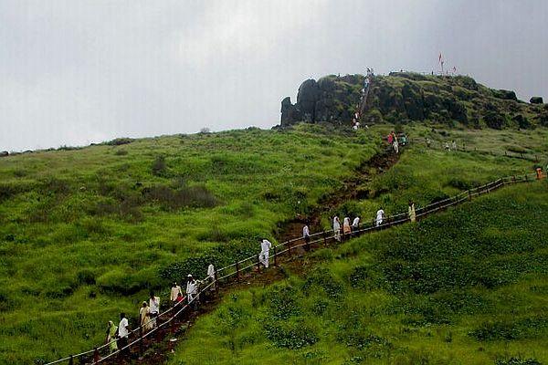 Kalsubai Peak-Places to Visit near Pune in monsoon