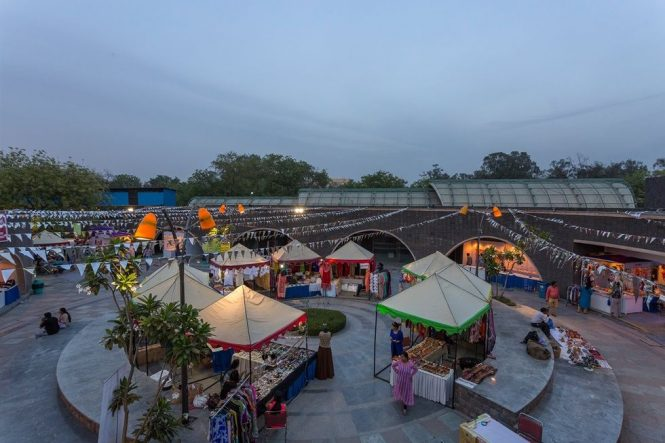 Dilli Haat-Tourist Places in Delhi