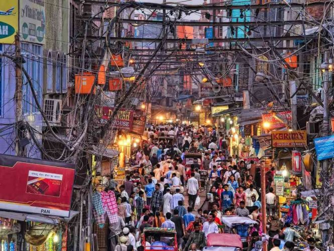Chandni Chowk-Tourist Places in Delhi