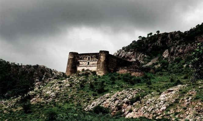 The Enduring Void-Bhangarh Fort