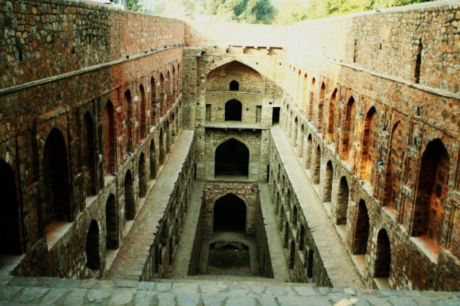 Agrasen Ki Baoli-Tourist Places in Delhi