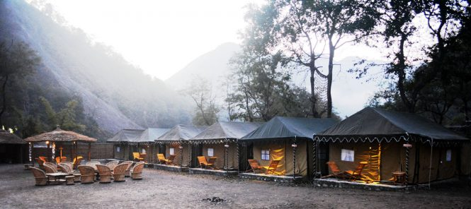 Best Camps in Rishikesh- Cradle of Life